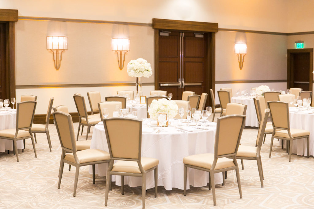 Alfond Inn Wedding Lighting
