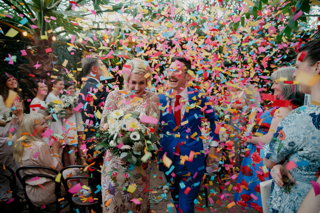 Wedding Exit Ideas | Wedding Exit Ideas For The Modern Bride Fyerfly Productions