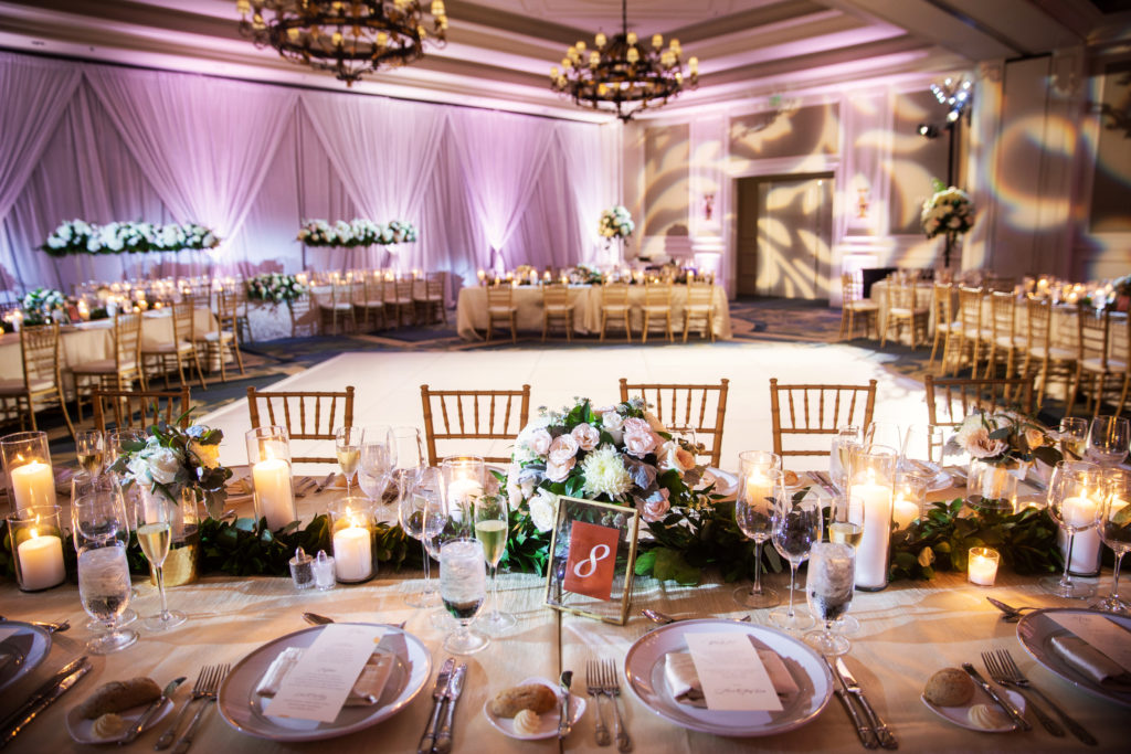 Ritz Carlton Wedding Orlando Florida