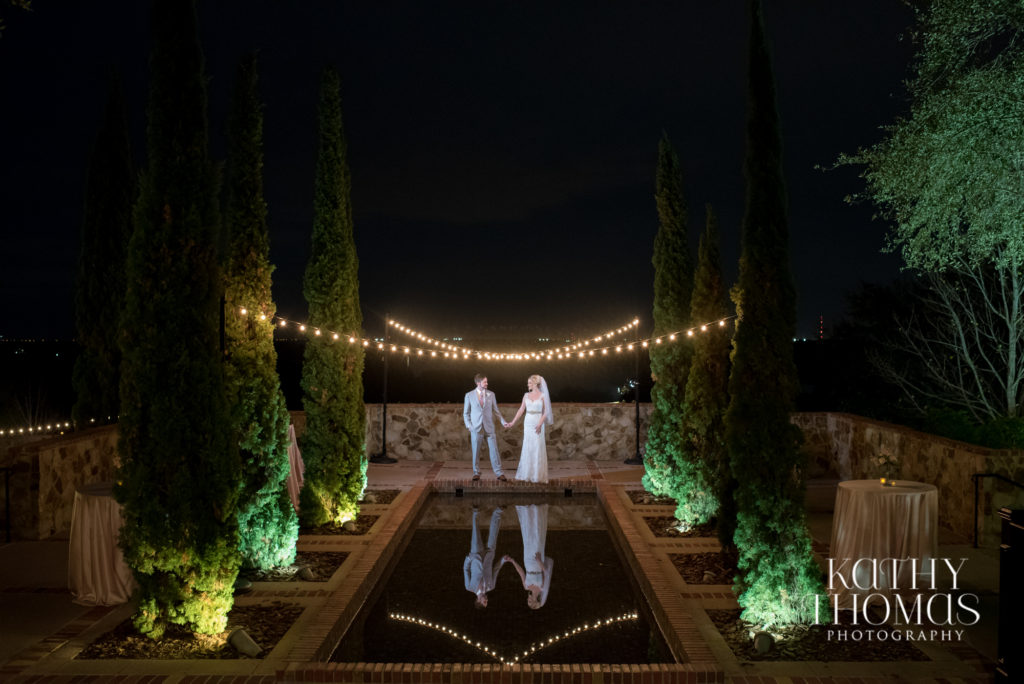 Bella Collina Wedding Lighting
