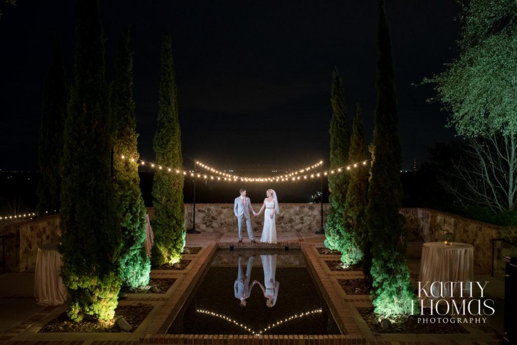 Bella Collina Wedding Lighting