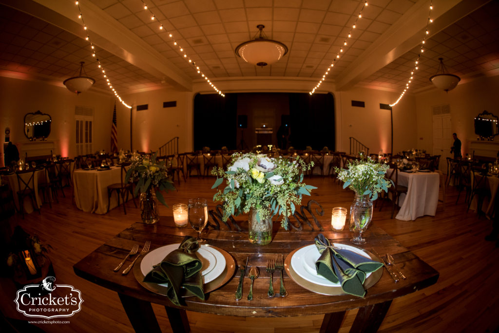 Winter Park Women's Club Wedding DJ