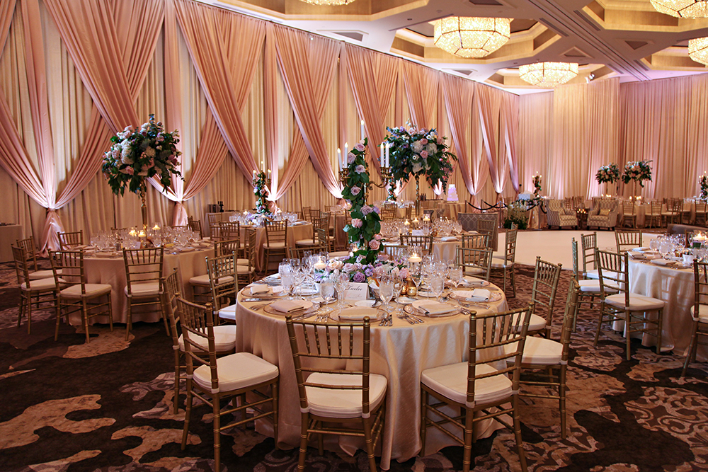 Four Seasons Wedding Orlando Lighting