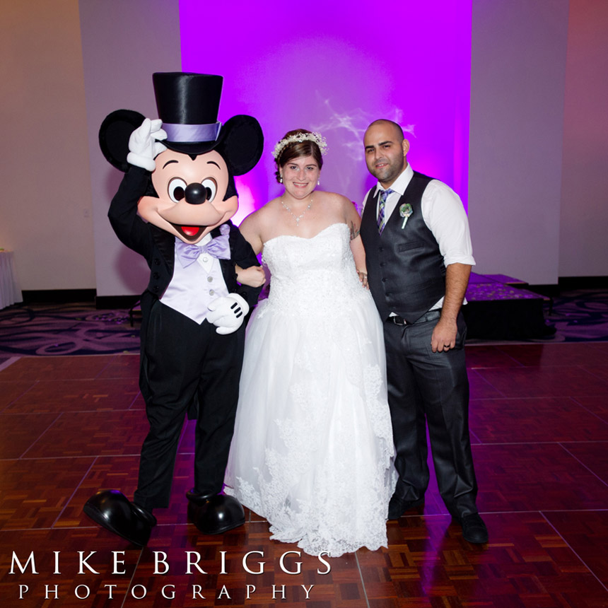 B Resort Orlando Wedding DJ