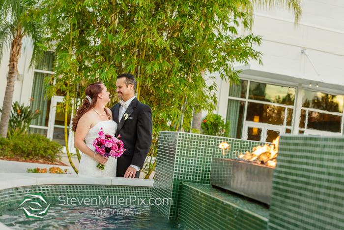 Orlando Hilton Wedding