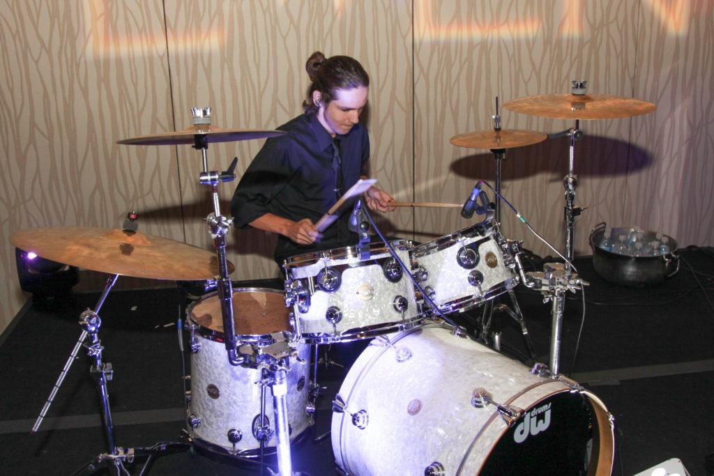Orlando Wedding DJ and Drummer