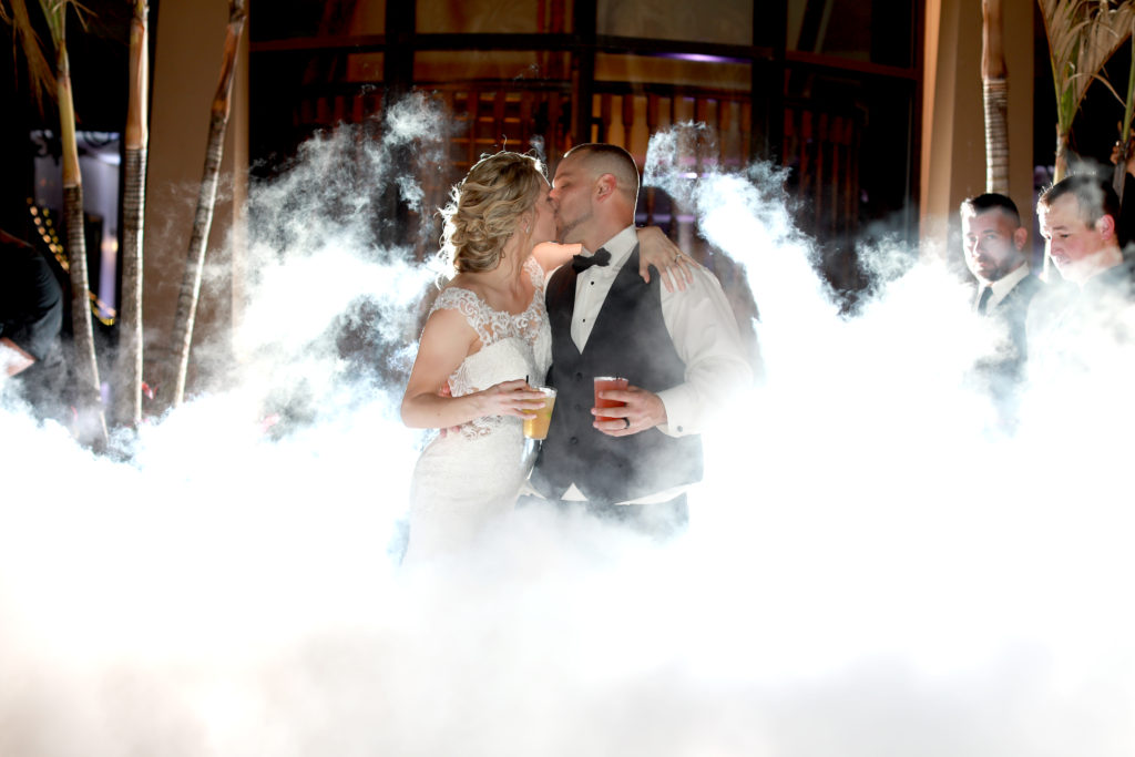 co2 wedding exit