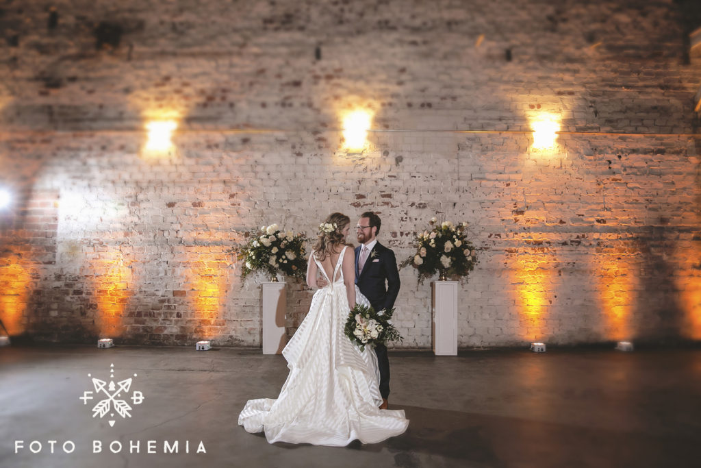 Rialto Theatre Wedding Tampa