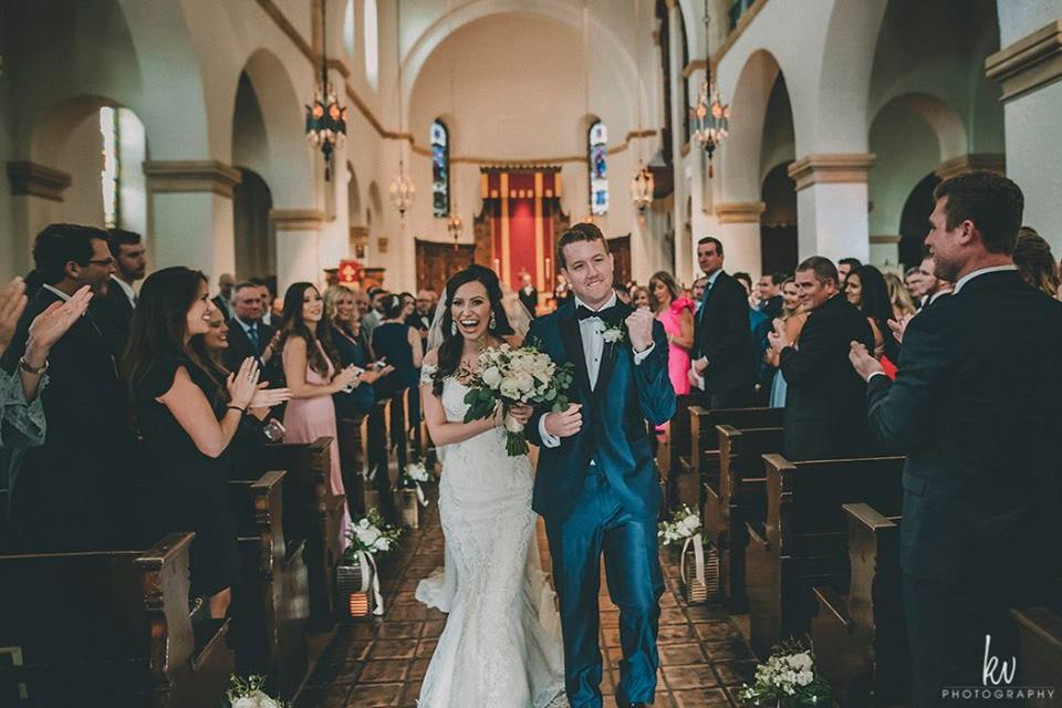 Rollins Chapel Wedding