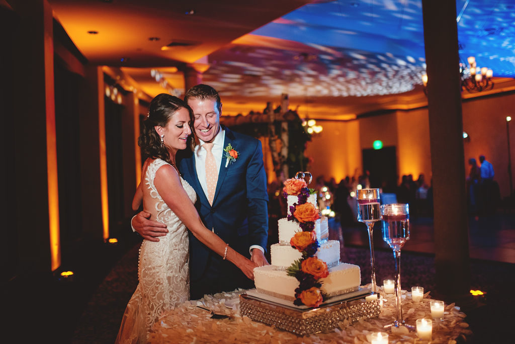 Fall Wedding at Bella Collina