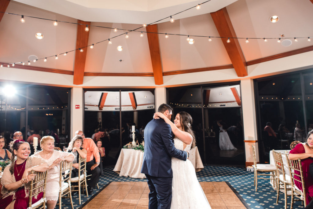 Eagle Creek lake Nona Wedding