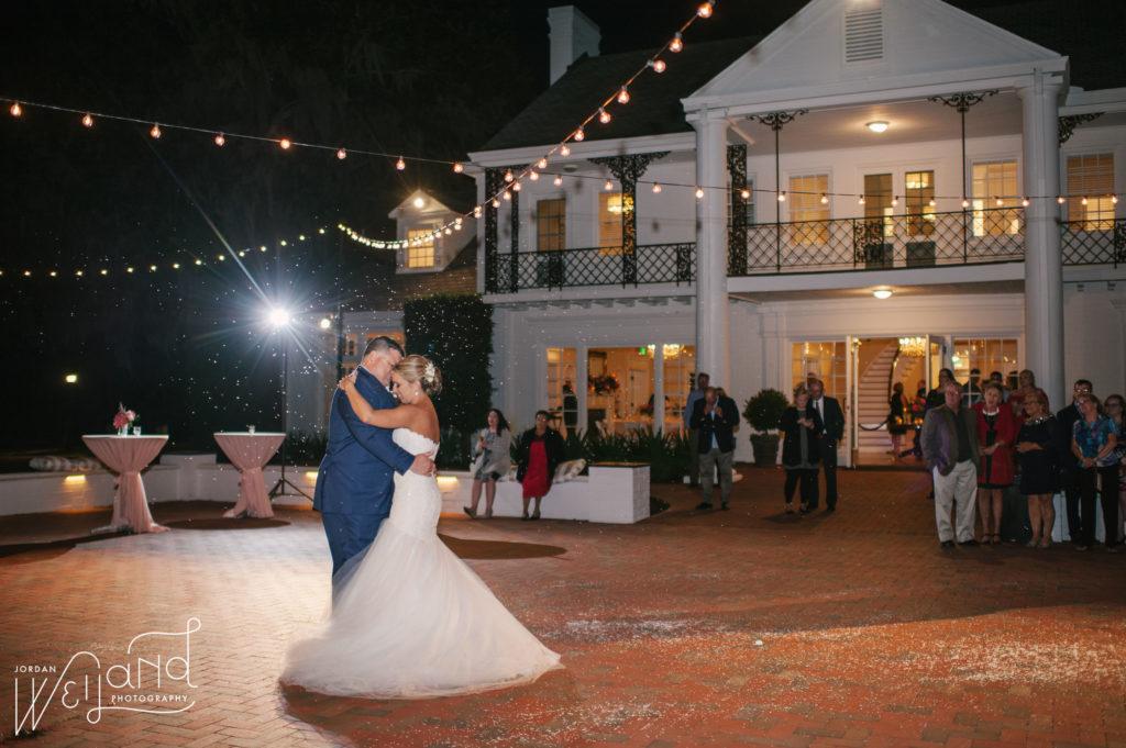 Adams Estate Wedding Florida