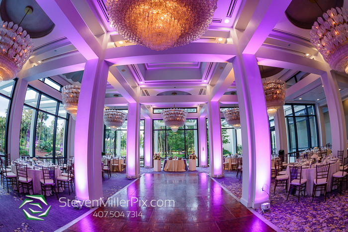 Hyatt Regency Grand Cypress Florida Wedding