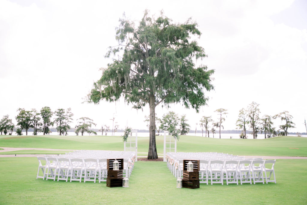 Lake Nona Country Club Wedding Florida