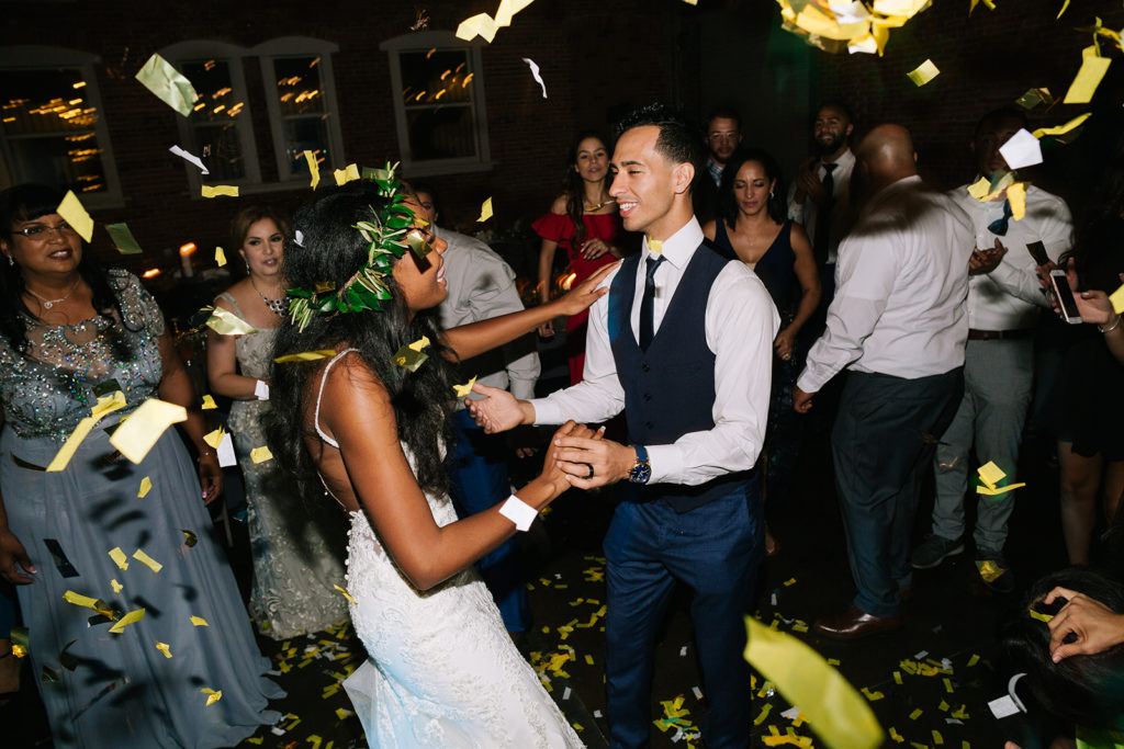 CAVU Tampa Wedding