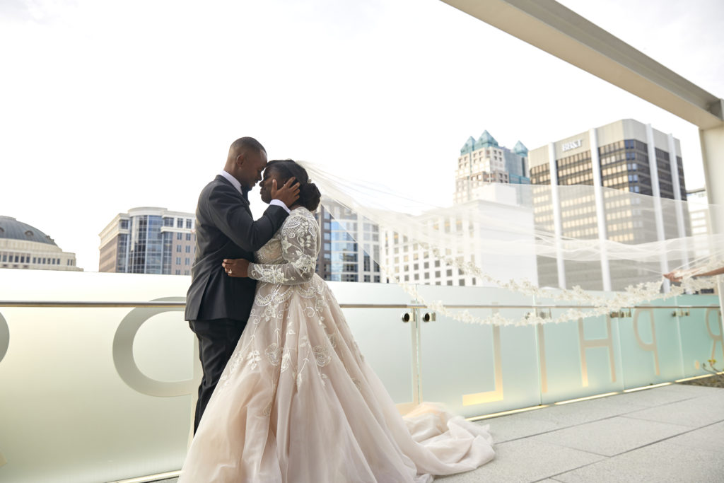 Dr Phillips Center Orlando Wedding