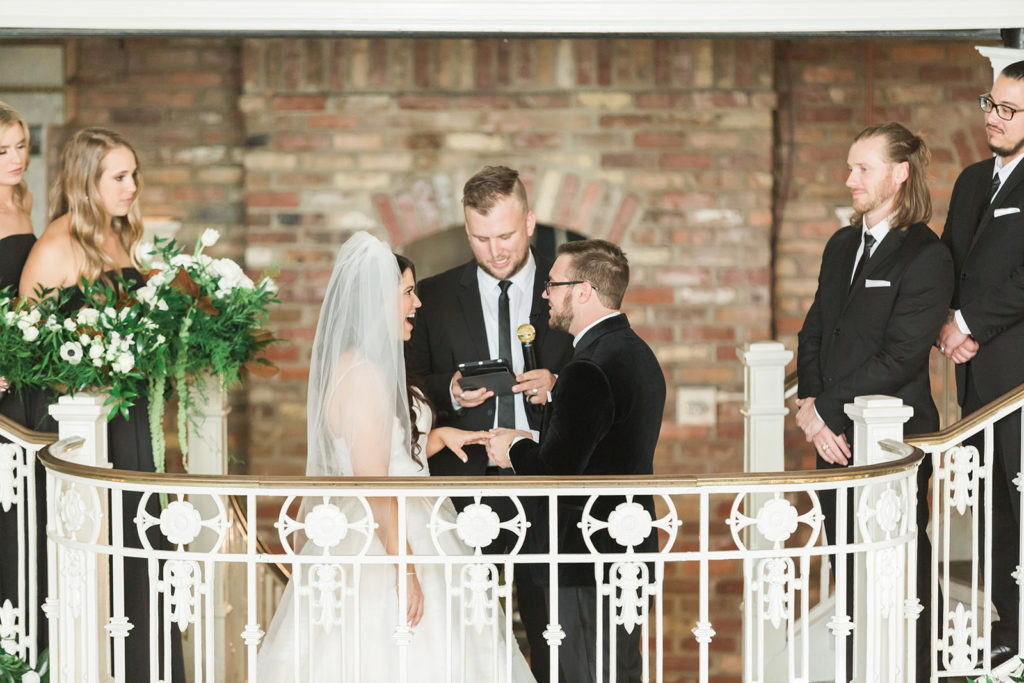 Orlando Orchid Garden Wedding