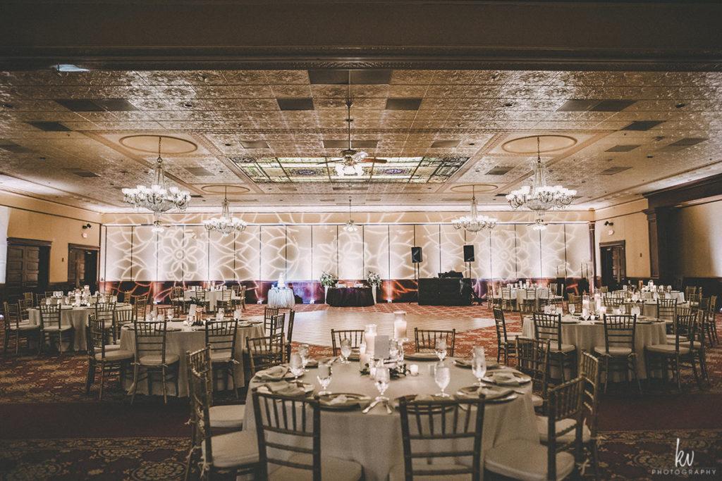 Artichoke theme wedding