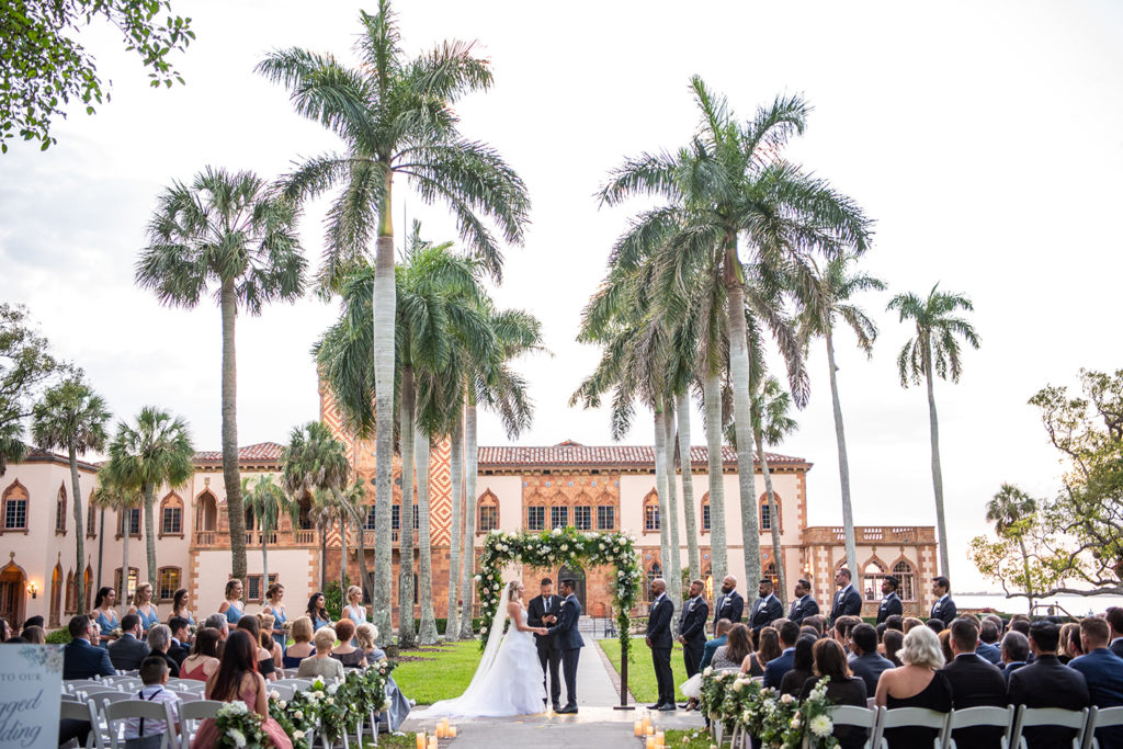 The Ringling Wedding Sarasota, Florida