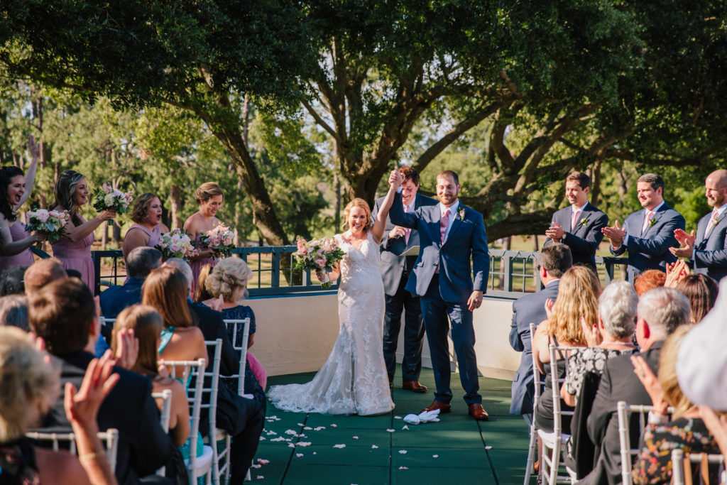 Timacuan Country Club Wedding Florida