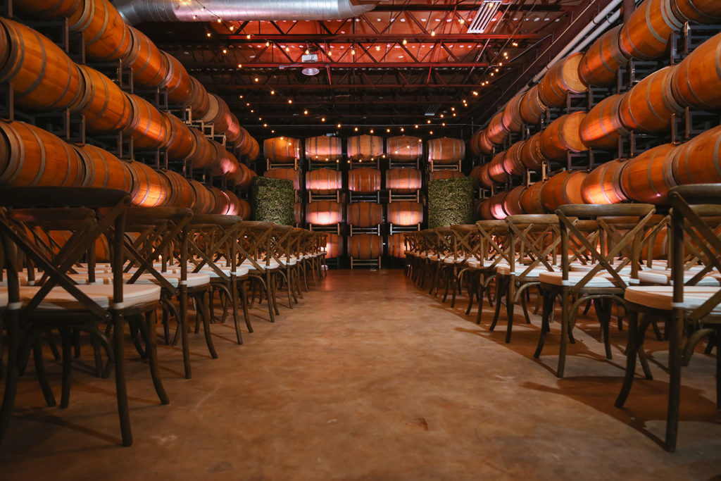 Quantum Leap Winery Wedding Florida