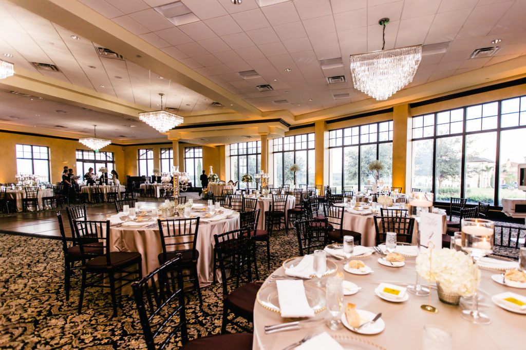 New Ballroom Bella Collina Wedding