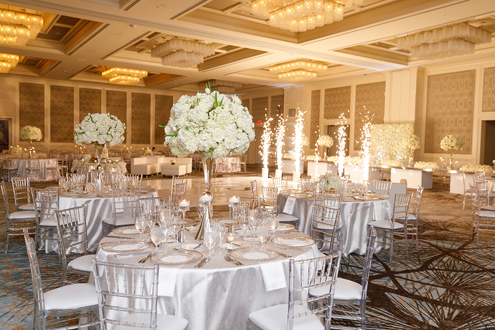 Classic Four Seasons Wedding