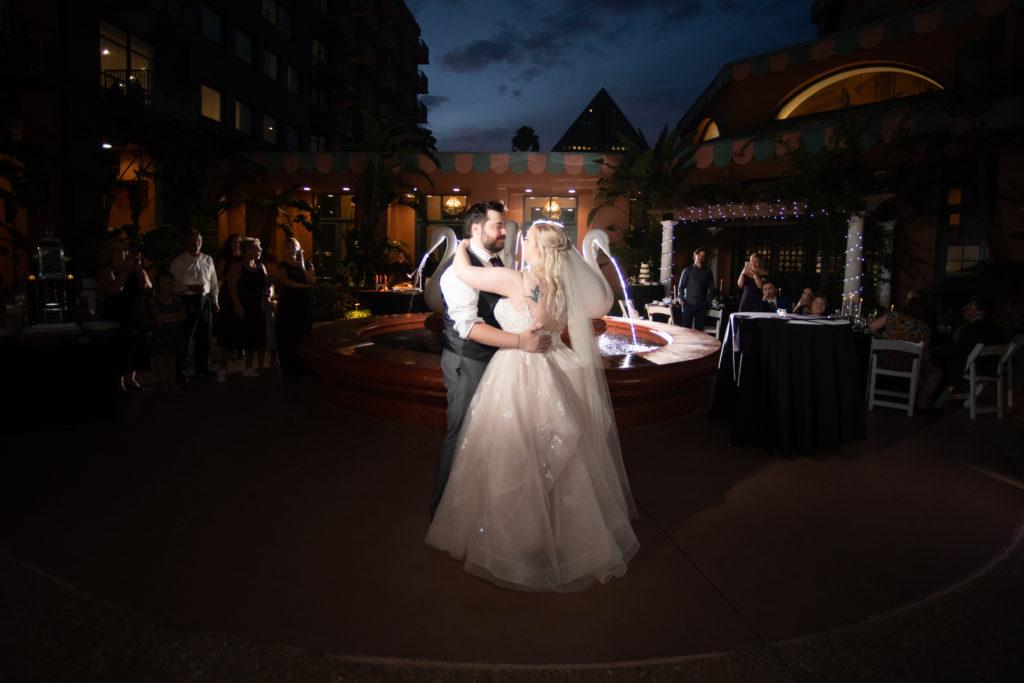 Disney Orlando Wedding