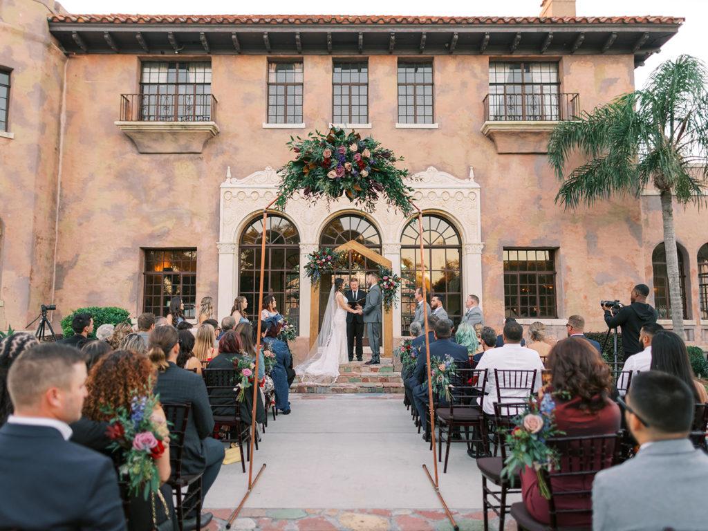 The Howey Mansion Wedding