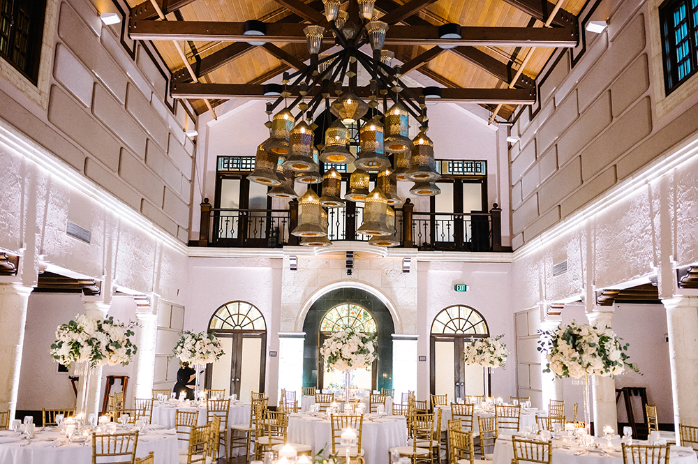 Isleworth Country Club Winter Wedding