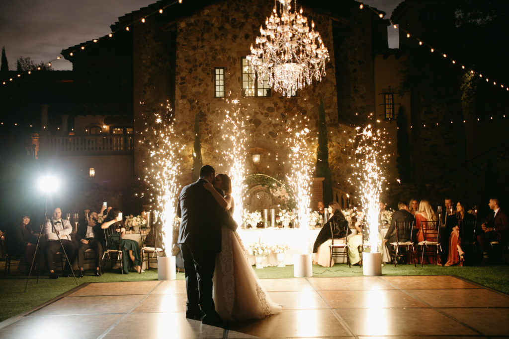 Grand Lawn Bella Collina Wedding
