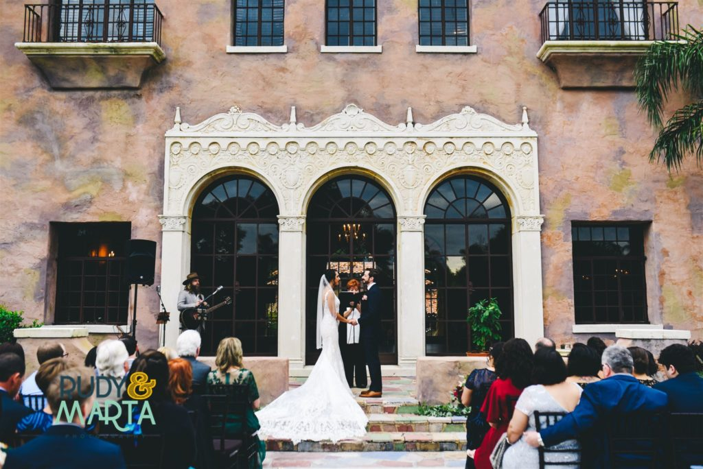 Historic Howey Mansion Wedding