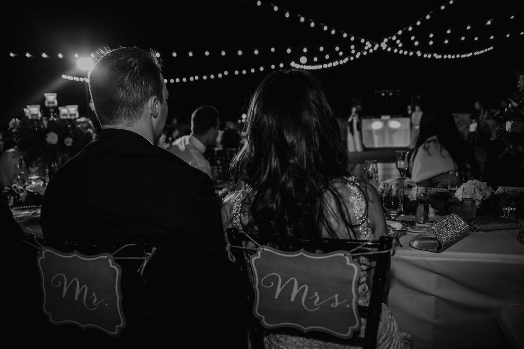 Bella Collina Outdoor Wedding Lighting