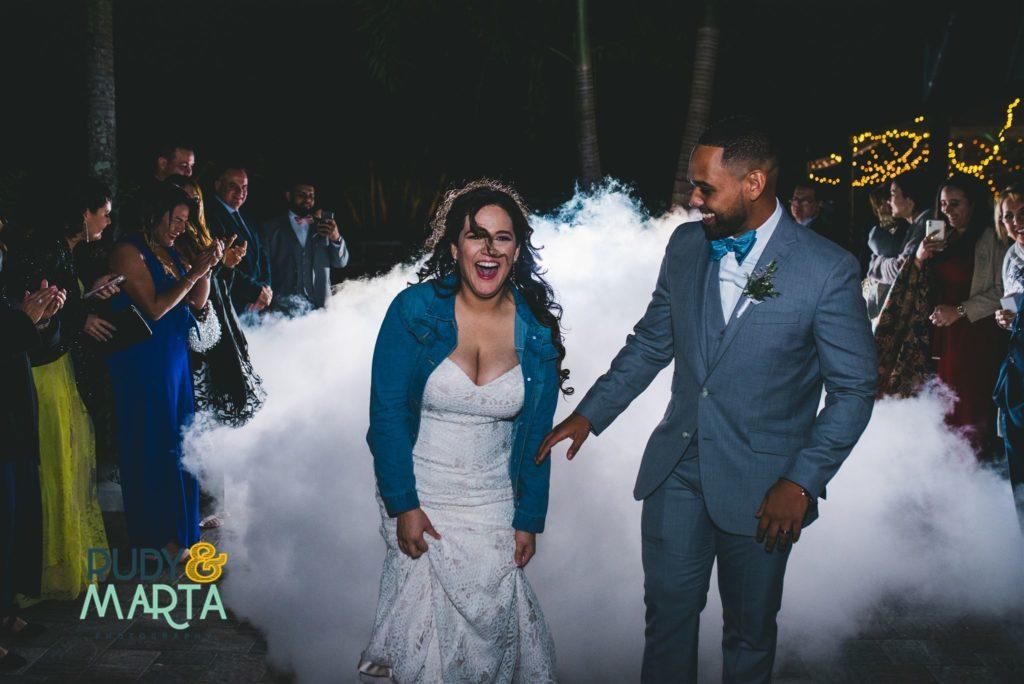 Co2 wedding exit