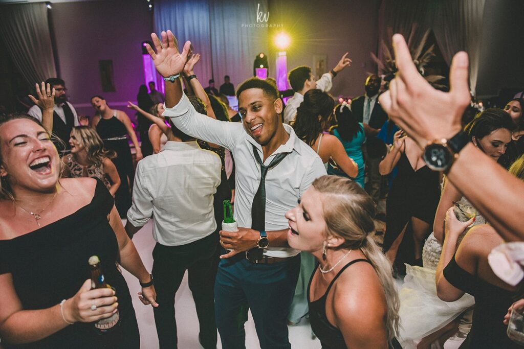 Omni Orlando Wedding DJ