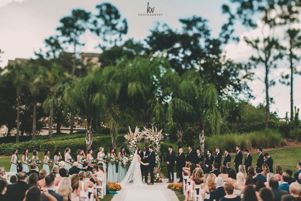 Omni Orlando Wedding DJ