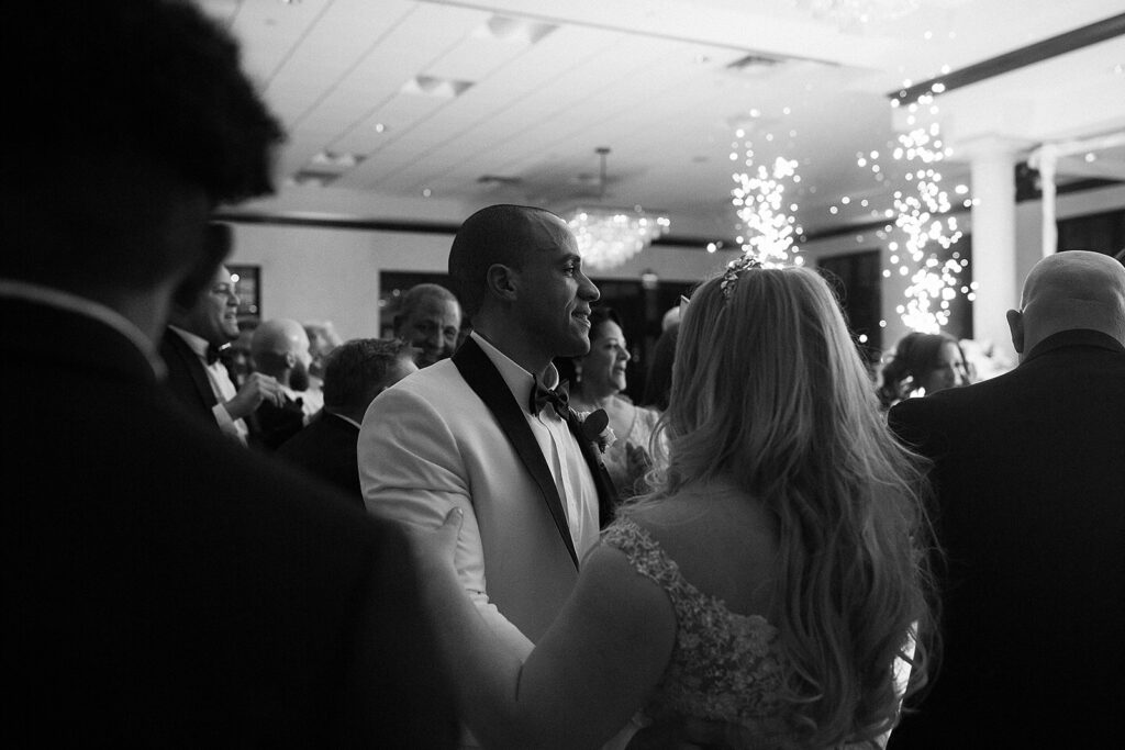 Ballroom Bella Collina Wedding