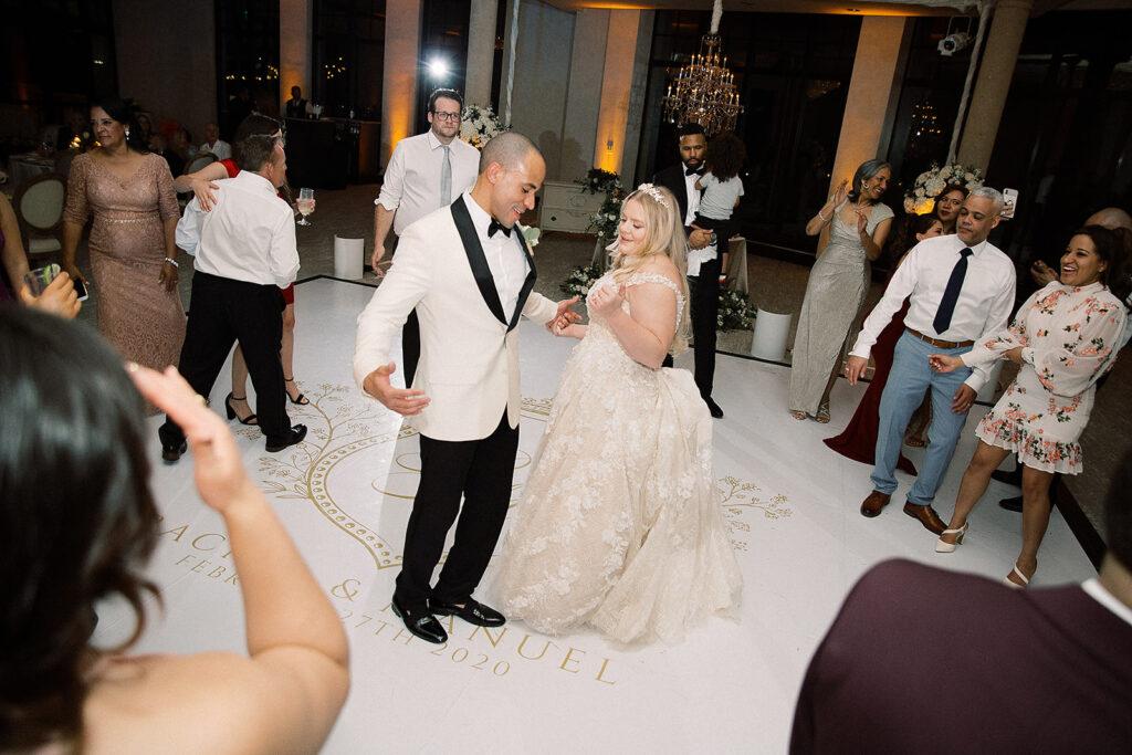 Bella collina wedding