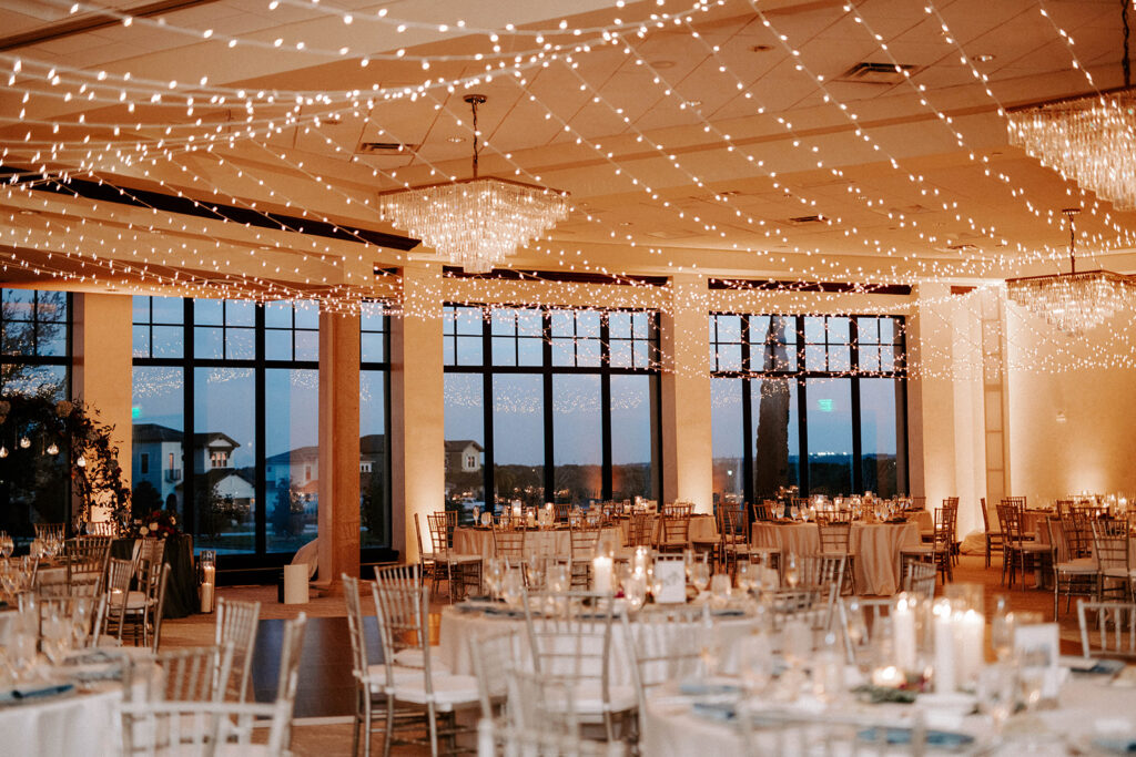 The Club at Bella Collina Wedding