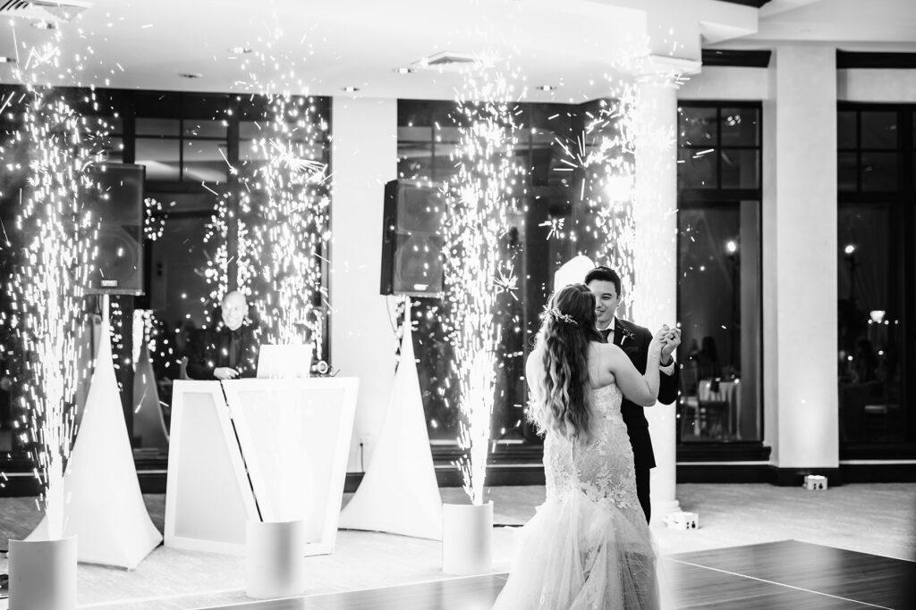 Cold Spark Wedding